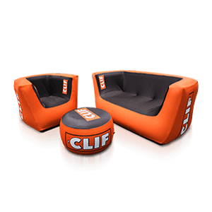 CUSTOM INFLATABLE FURNITURE