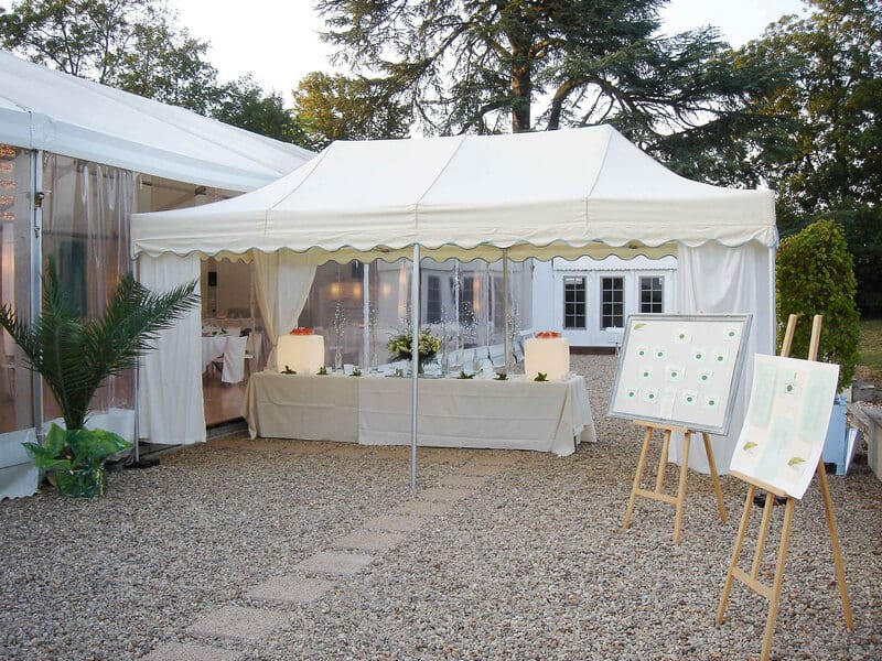 wedding canopies