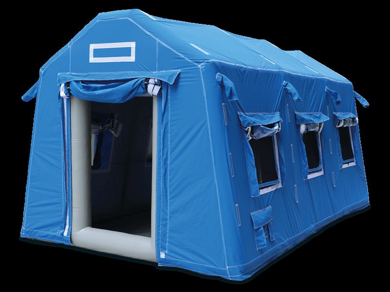 Drive Thru Medical Tent