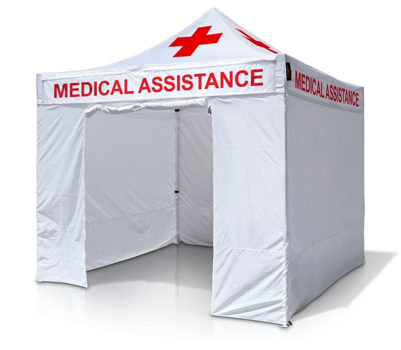 Medical Screening Tents